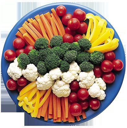 Piatto verdure -ristorazione collettiva - cosec