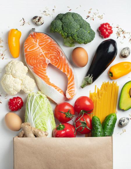 Alimenti sani - cosec